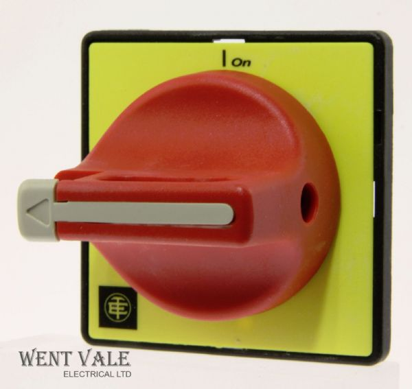 Telemecanique TeSys - KCD1PZ - 60x60 Rotary Lockable Operator Handle/Knob